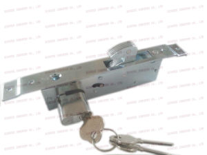 Sliding Door Lock with Brass Keys pictures & photos