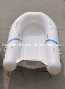 Liya 2.4m to 3.3m Fiberglass Yacht Tender Boat Mini Motor Boat pictures & photos