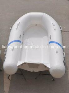 Liya Fiberglass Yacht Tender Boat Mini Motor Boat pictures & photos