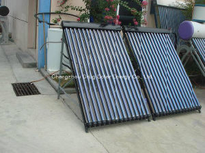 Solar Collector Geyser with Anti-Freezing Heat Pipe pictures & photos
