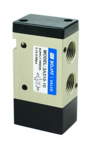 3ports Double Pneumatic Solenoid Valve