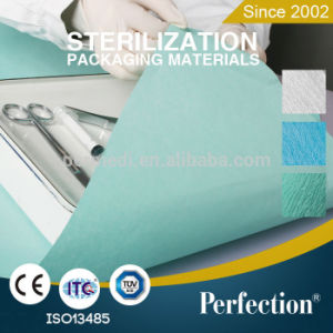Hot Sale Different Sizes and Color Medical Crepe Paper pictures & photos