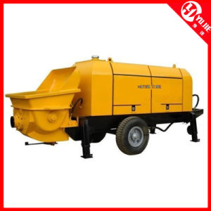 Trailer Mounted Electric Concrete Pumps for Sale (HBTS-60) pictures & photos