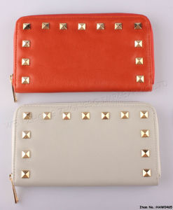 2018 Fashion Trend Women Wallet (HAW0465) pictures & photos