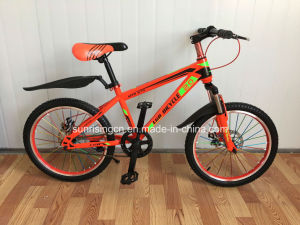 2017 Good Design Children Bicycle Sr-Kb138 with Disc Brake and Fork Suspension pictures & photos