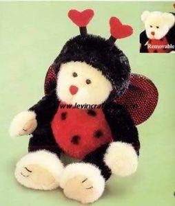 Stuffed Lover Teddy Bear-Bee Toys (LE-VT100827)