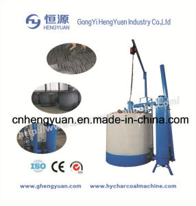 Coconut Shell Charcoal Carbonization Furnace with CE pictures & photos