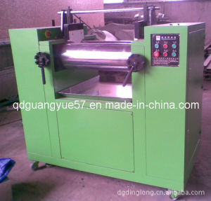 Laboratory Rubber Mixing Mill Machine for Laboratory Use pictures & photos