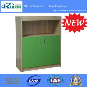 Melamine Wooden Home Furniture Shoe Rack Design (RX-B7001) pictures & photos