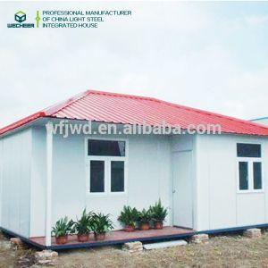 Cheap Price Prefabricated House for Living 2015 Hot Sale pictures & photos