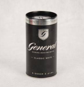 Metal Round Tin Box for Snus Tobacco (NC2568HB)