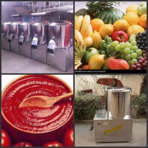 Tomato Sauce Machine with Factory Price pictures & photos