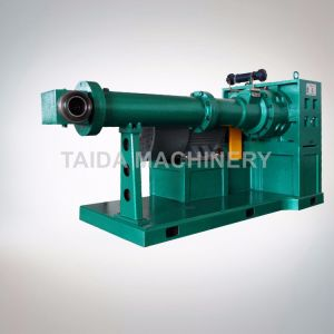 Xjw-90, 115, 120, 150, 200 Hot Cold Feed Rubber Extruder Extrusion Extruding Machine pictures & photos