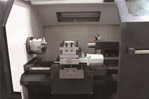 CNC Lathe Sk40 CNC Metal Lathe and CNC Machines pictures & photos