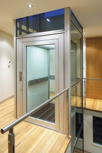 Passenger Lift Home Elevator with Good Quality Glass Sightseeing pictures & photos