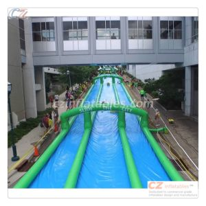 New Pop Games Inflatable Water Slide 1000FT Slide The City pictures & photos