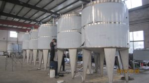 8000L Stainless Steel Reactor/Fermentator Tanks (RQF-8) pictures & photos
