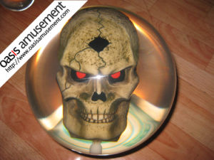 Bowling Ball (Skeleton) pictures & photos