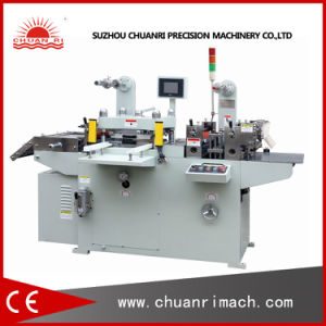 Punching & Hot Stamping Automatic Flatbed Die Cutter Machine pictures & photos