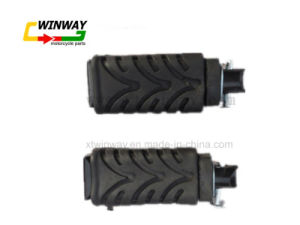 Ww-3529, Motorcycle Part Rubber Pedal for All Models pictures & photos