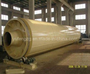 Large Capacity Saw Dust Rotary Dryer pictures & photos