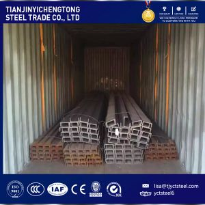 Structural I/H Beams Carbon Steel I Beam Ss400 A36 pictures & photos