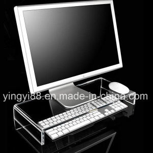 Custom Acrylic Laptop Stand (YYB-097) pictures & photos