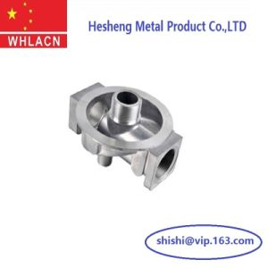 Precision Stainless Steel Investment Casting Water Pump pictures & photos