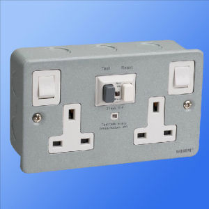 RCD Protected Safety Socket (WSKM-2)