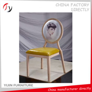 Original Wood Veneer Color Finishing Wood Imitated Chair (FC-15) pictures & photos