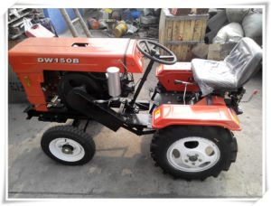 Mini Tractors 150b 15HP 2WD pictures & photos