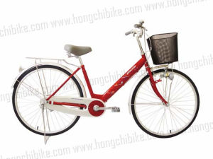 Bicycle-City Bike-City Bicycle of Lady (HC-TSL-LB-55640) pictures & photos