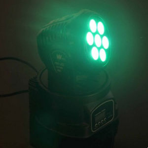 OEM Laser Club DJ Stage Light Mini LED Moving Head Laser Light