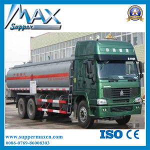 HOWO 6X4 20000L Oil Tank Truck, Oil Tanker Truck Size Tank Truck pictures & photos