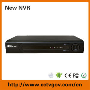 Cost Effective P2p Network Video Recorder H. 264 HD CCTV Onvif 8CH NVR pictures & photos