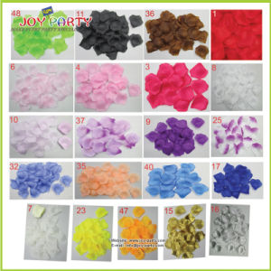Wedding Artificial Polyester Rose Petals