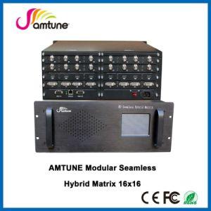 Seamless Hybrid Matrix Switch