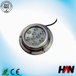 Five Colors for Your Choice, 12V Underwater LED Light, Underwater Boat LED Lights