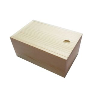 Solid Bamboo Wine Gift Box Set by Case Elegance pictures & photos