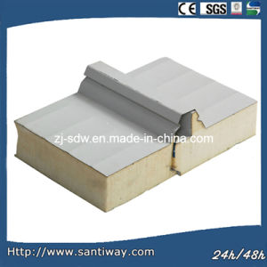 Steel Structure Roof Sandwich Panel pictures & photos