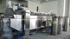 Liquid Nitrogen Quick Freezing Equipment pictures & photos