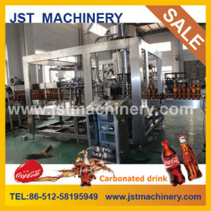 Automatic Carbonated Beverage Filling Machine 3 in 1 pictures & photos