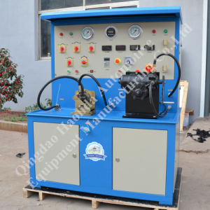Testing Equipment of Hydraulic Traversing Mechanism pictures & photos