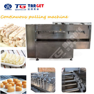 High Quality Continuous Pulling Machine for Soft Candy with Ce Certification pictures & photos
