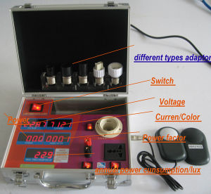 Digital Lux Meter for Testing LED Tube and Bulb (LT-SM921) pictures & photos