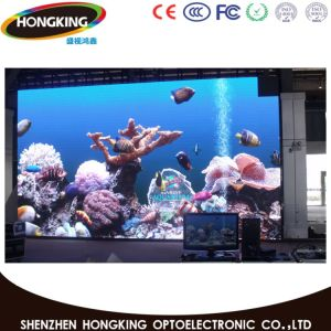 2017 Hot Sales Rental Screen Outdoor P6 LED Video Display pictures & photos