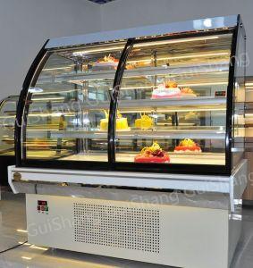 Glass Display Refrigerator (front door)