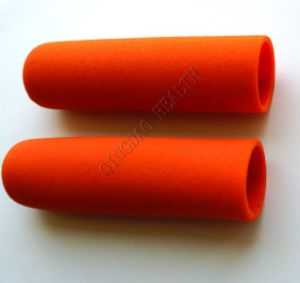 Red Vinyl Coating Caps for Hand Trolleys pictures & photos