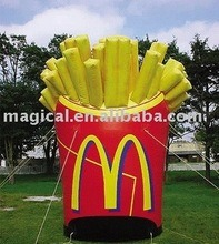 Attractive Inflatable French Fry Model for Advertising (MIC-210) pictures & photos
