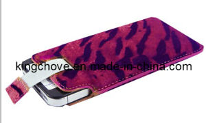 Promotion and Simple Animal Leather for iPhone 5 Case (KCI08) pictures & photos